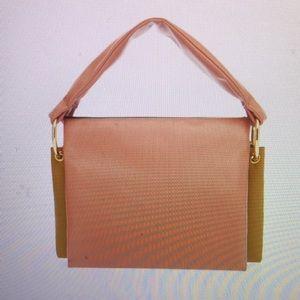 Marni best tricolor leather bag